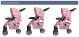 Neuer Spaziergänger des Baby-2016 mit Carrycot und Carseat