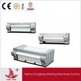 Planchadora de planchado de tamaño pequeño 1200mm Máquina de planchado automática Ce & SGS Usado en naves (solo rodillo)