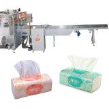 Máquina de embalagem do tecido do papel do guardanapo do café