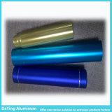 Profil télescopique d'aluminium de pipe de Rod d'usine en aluminium