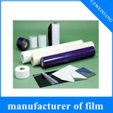 Film plastique statique de protection de PE