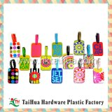 Modifica personalizzata dei bagagli del PVC di marchio con Thx-002