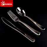 Многоразовый устранимый пластичный Cutlery