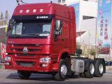 Sinotruk HOWO 6X4の索引車/トラクターのヘッドトラック
