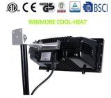 Calentador eléctrico infrarrojo mejor que el calentador de cerámica, calentador de gas