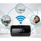 HD WiFi Hidden Clock Camera 1080P Video Recorder Monitor de Seguridad