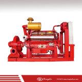 Bomba de agua de alta presión del motor diesel de la lucha contra el fuego