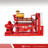 Fogo Alta Pressão Combate Diesel Motor Bomba de água