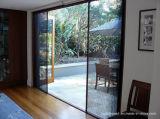 Плиссированные стеклотканью Retractable двери с защитной сеткой насекомого