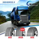 트럭 타이어, TBR 타이어, ISO9001 ECE 점을%s 가진 트레일러 타이어 385/65r22.5