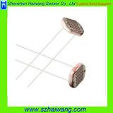 Détecteur photoconducteur rapide de résistance du diamètre 5mm de réaction (séries HW-MJ55)