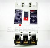 автомат защити цепи случая 800A 3 Поляк 4 Поляк электрической отлитый в форму установкой