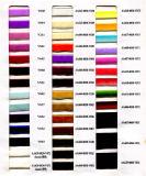 Bande métallique écossaise et multicolore métallique d'or et de découpage pour le vêtement/vêtement/chaussures/sac/cas