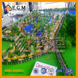 Modelos de planeamento da zona/modelos arquitectónicos/todo o Kirend FO assinam Manufactu