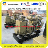 Mejor en China Cummins Marine Generator Set Price List