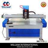 Única máquina do Woodworking do CNC do router do CNC do eixo (VCT-1325WE)