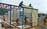 Fabricante-suministrador prefabricado de la construcción de viviendas del acero confiable con la prueba del SGS