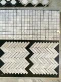 Nuove mattonelle di mosaico del marmo di stile per muro