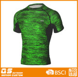 남자의 혼합 운영하는 스포츠 t-셔츠