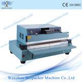 Тип Semi ручная машина таблицы запечатывания полиэтиленового пакета