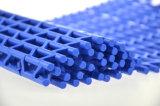 Banda transportadora modular plástica de la red enrasada de Pinless sin los contactos