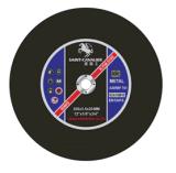 """Scherpe wiel-Besnoeiing van Wiel 12 """" - 300X3.5X25.4"""
