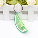 Консервооткрыватель бутылки Keychain конструкции лимона