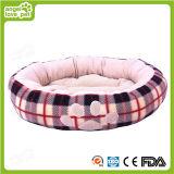 Base molle del cane della stampa della zampa del cotone (HN-pH313)
