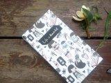 Notitieboekje Van uitstekende kwaliteit van de School van Kraftpapier Hardcover van de douane het Goedkope