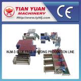Chaîne de production non-tissée d'ouate de polyester (WJM-3)