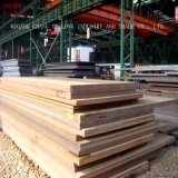 Haltbare Stahlplatte Corten B