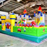 Château gonflable sautant de videurs d'air commercial/videur gonflable