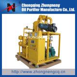Purificatore di petrolio dielettrico di vuoto Alto-Efficiente, unità di Filtrition del petrolio del trasformatore