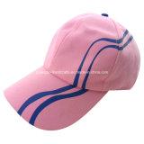 Изготовленный на заказ шлем бейсбольной кепки панели печатание 6 способа