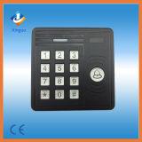 Telclado numérico sin hilos para el control de acceso de la puerta