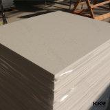 Surface solide blanche de glacier en pierre artificiel de décoration de douche