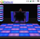 2016년 세계 최고 판매 최고 호리호리한 휴대용 특허 LED 댄스 플로워
