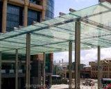 建物のおおいのための薄板にされたガラス
