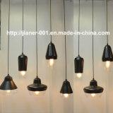 Lampe pendentif en verre DIY réglable pour l'hôtel / Restaurant / Salle à manger