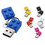 미끄러진 디자인 USB 섬광 드라이브 기억 장치 지팡이 (ET012)