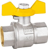 Brass Ball Valve with Aluminum Handle BV-1310 F/F