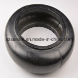 Kundenspezifischer Hard-Wearing Gummianschlagpuffer von der direkten Fabrik