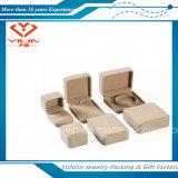 Роскошные ювелирные изделия Box Custom Velvet для Gift