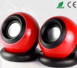 Preiswerter Lautsprecher-Resonanzkörper-Minilautsprecher-Mobile-Lautsprecher
