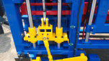 Completamente bloco hidráulico automático do Paver Zcjk6-15 que faz a linha da máquina
