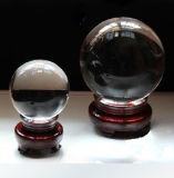 grande 600mm grande sfera libera pura della sfera di cristallo di 300mm 400mm 500mm