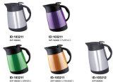 두 배 벽 진공 커피 남비 유럽 작풍 Svp 1500gh 많은 종류 색깔