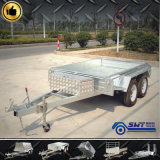 Competative Price Galvanized Utility Trailer para Unit Trailers