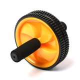 Exercise addominale ab Wheel Roller con Foam Handles, Great Grip, Double Wheels