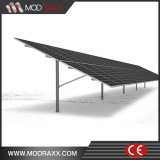 Montaggio solare dell'alto tetto efficiente del metallo (NM003)